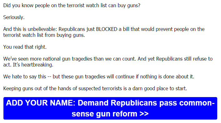 CommonSenseGunReform